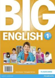 Big English Level 1 Flashcards