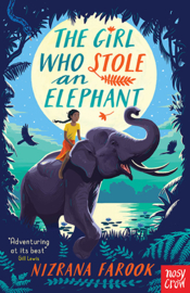 The Girl Who Stole an Elephant (Paperback)