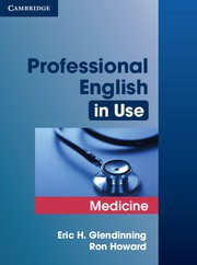 Professional English in Use Medicine Book with answers
