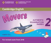 Cambridge English Young Learners 2 Movers Audio CDs (2)