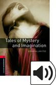 Oxford Bookworms Library Stage 3 Tales Of Mystery And Imagination Audio