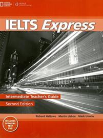 IELTS Express Intermediate Teacher's Guide + Dvd