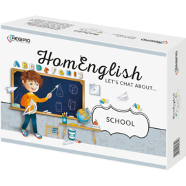 HOMENGLISH LET'S CHAT ABOUT SCHOOL