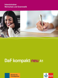DaF kompakt neu A1 Intensieve Trainer - Wortschatz en Grammatik
