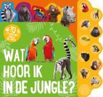 Wat hoor ik in de jungle? (- -)