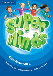Super Minds Level1 Class Audio CDs (3)