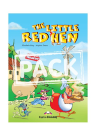 The Little Red Hen Set With Multi-rom Pal (audio Cd/dvd)