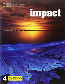 Impact 4 Workbook + Wb Audio Cd