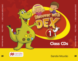 Discover with Dex Level 1 Class Audio CD