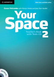 Your Space Level2 Teacher's Book with Tests CD