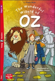 The Wonderful Wizard Of Oz + Downloadable Multimedia