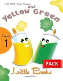 Yellow & Green Students Book With Cd Rom