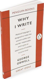 Why I Write (George Orwell)