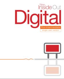 Inside Out New Pre-intermediate  Digital Single user