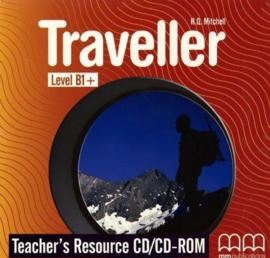 Traveller Teacher's Resource Pack Cd Rom (b1+)