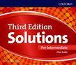 Solutions Pre-intermediate Class Audio Cds