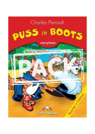 Puss In Boots Teacher's Edition With Cross-platform Application