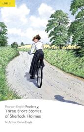 Three Short Stories of Sherlock Holmes Book