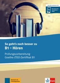 So geht's zu B1 - Hören Buch en MP3-Audio-Daten-CD