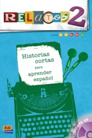 Relatos 2 (Libro + CD)