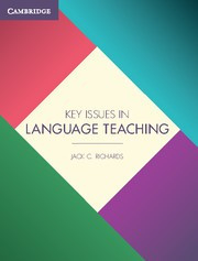 Key Issues in Language Teaching Paperback