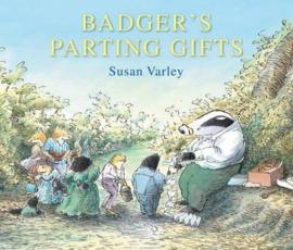 Badger's Parting Gifts (Susan Varley) Hardback