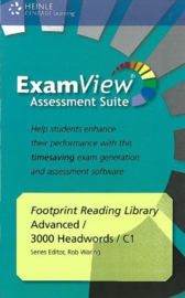 Footprint Reading Library 3000 - Examview Cd-rom (x1)