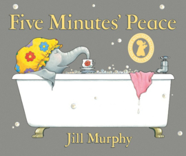 Five Minutes' Peace 30th Anniversary Edition (Jill Murphy)