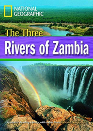 Footprint Reading Library 1600: Three Rivers Of Zambia with Multi-rom (x1)