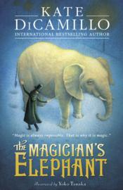 The Magician's Elephant (Kate DiCamillo, Yoko Tanaka)