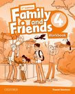 Family And Friends Level 4 Workbook