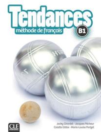 Tendances - Niveau B1 - Livre de lélève + DVD-Rom
