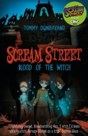 Scream Street 2: Blood Of The Witch (Tommy Donbavand)