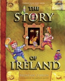 The Story of Ireland (Brendan O'Brien, Cartoon Saloon)