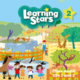 Learning Stars Level 2 Audio CD