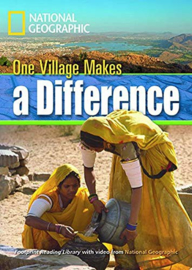 Footprint Reading Library 1300: One Village Makes A Difference with Multi-rom (x1)