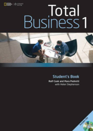 Total Business 1 Pre-intermediate Student's Book with Audio Cd (1x)