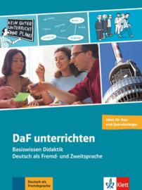 DaF unterrichten Buch + Video-DVD
