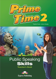 Prime Time 2 Public Speaking Skills Teacher's Book