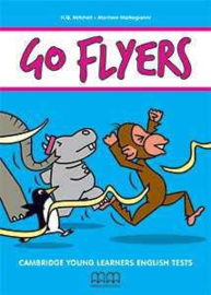 Go Flyers Students Book Revised 2018