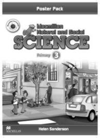 Macmillan Natural and Social Science Level 3 Poster Pack