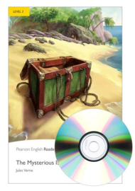 The Mysterious Island Book & CD Pack