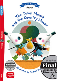 The Town Mouse And The Country Mouse + Downloadable Multimedia