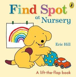 Find Spot at Nursery (Board Book)