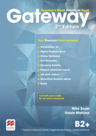 Gateway 2nd edition B2+ Teacher's Book Pack