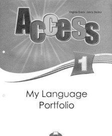 Access 1 My Language Portfolio (international)