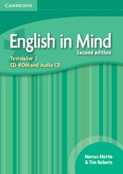 English in Mind Second edition Level2 Testmaker Audio CD/CD-ROM