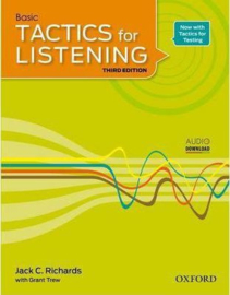 Tactics for Listening: Basic: Student Book