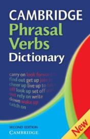 Cambridge Phrasal Verbs Dictionary Second edition Hardback