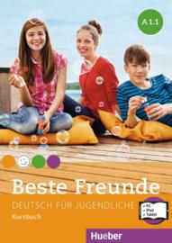 Beste Freunde A1/1 Interactief Digitaal Studentenboek